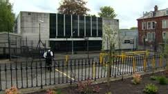 ManLface Lisburn Magistrates' Court charged with having a firearm