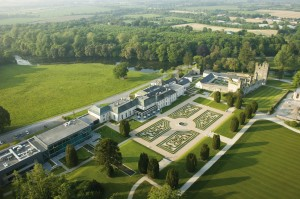 The five star Castlemartyr Retreat in Co Cork