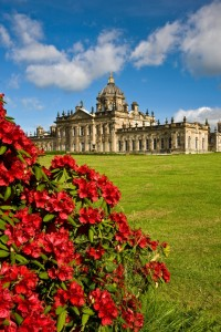 The magnificent Castle Howard hotel in York. Pic: Courtesy of www.visityork.org