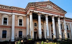 Minister Nelson McCausland says there is potential to redevelop the Crumlin Road courthouse