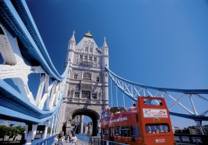 See London;s Tower Bridge on a three for two night deal with Travel Solutions
