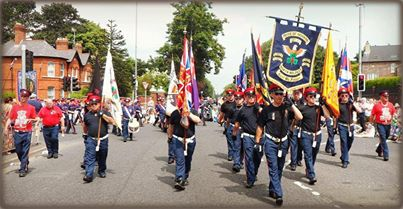 Pride of the Ardoyne Flute Band