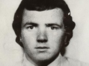 UVF murder victim Seamus Gilmore who was shot dead in north Belfast in 1973