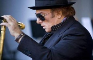 Van Morrison received his Belfast City Council Freedom of the City honour on Friday night