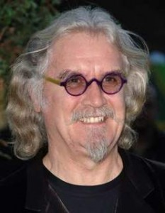 Billy Connolly has had surgery in America for prostrate cancer