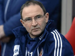 Martin O'Neill is the favourite to manage the Republic of Ireland