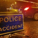 Police say 47-year-old woman died in a car crash on Monday night in Co Antrim
