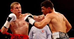 Carl Frampton takes a step closer to world title after six round win at the Odyssey on Saturday night
