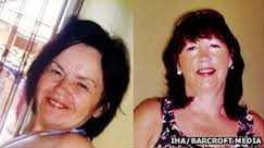 Man found guilty of the murders of Cathy Dinsmore and Sharon Graham in Turkey two years ago