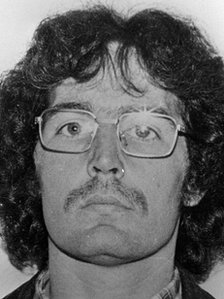 Picture released of Gerry Kelly following his escape from Maze prison in 1983