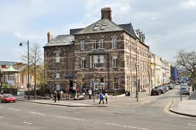 The Crescent Arts Centre in south Belfast