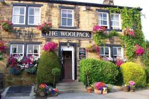 AY UP LAD...Travel Solutions offering trips to The Woolpack in Emmerdale