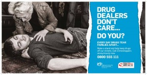psni drug dealers campaign