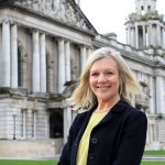 Suzanne Wylie, who today was appointed Chief Executive of the new Belfast Council. PIC: Darren Kidd/Presseye