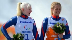 Bangor skier Kelly Gallagher wins gold in Sochi