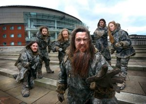 WESTEROS DESCENDS ON BELFAST: