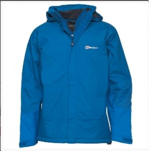 Pooice appeal for helping over this blue jacket linked to Eamonn Ferguson murder