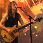 Malcolm Young taking a break from AC/DC due to ill health