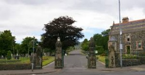 Women victims of car jacking at  Belfast City Cemetery