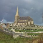 Drumcree Parish \Church which became a focal point of Orange Protests in the 1990s