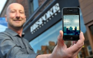 H-appy Hair... Belfast hair salon Bespoke Hairdressing has launched a free interactive app that allows clients to make and manage their hair app-ointments at the touch of a button.