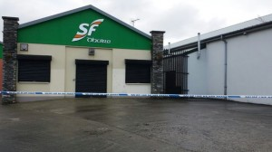 Derry SF arson