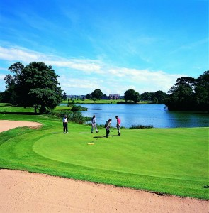 Malone is a fine golf course located near the centre of Belfast,