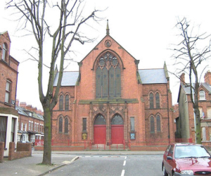 Jennymount Methodist church in North Queen Street