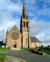 Break-in probe at St Patrick's Church, Downpatrick