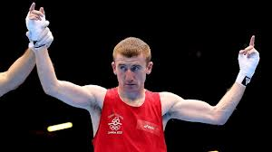 Northern ireland team boxing captain Paddy Barnes fighting for gold today