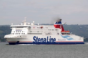 Travel in style on the Stena Superfast