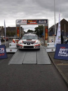 Ulster Rally