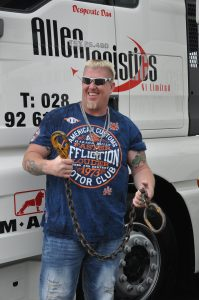 Lizard Lick towing star Ronnie Shirley