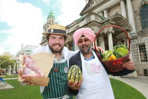 Belfast food week