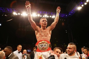World champion Carl Frampton