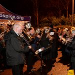 NI HOSPICE CHRISTMAS TREE SHINES BRIGHTLY  AS LIGHTS TO REMEMBER APPEAL IS BROUGHT TO LIFE