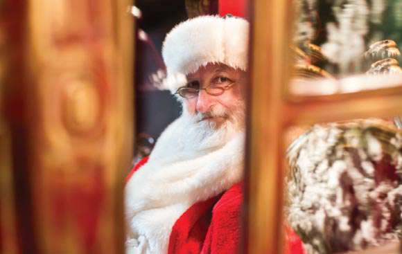 Father Christmas is coming to Titanic Belfast