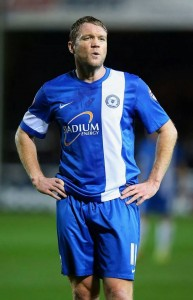 Grant McCann on his way to Linfield to pair up with manager Warren Feeny