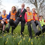 KENNEDY LAUNCHES WALK TO SCHOOL COMPETITION