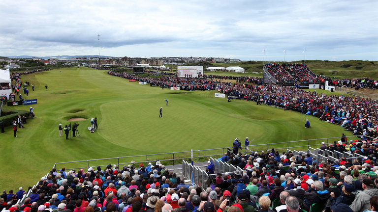 royal portrush unveiled as venue for 2019 british open