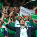 HEROES H0MECOMING PARTY FOR NORTHERN IRELAND TEAM AT BELFAST FANZONE