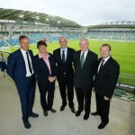 FOSTER AND MCGUINNESS ON SIDE FOR OFFICIAL OPENING OF REDEVELOPED WINDSOR PARK