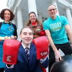 COACH SHANE MCGUIGAN TO HELP GET NI FIGHTING FIT!