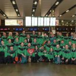 FOND FAREWELLS AND HIGH HOPES AS TEAM IRELAND DEPART FOR SPECIAL OLYMPICS WORLD WINTER GAMES