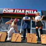 BRITNEY V CHRISTINA: FOUR STAR PIZZA ASKS THE BIG QUESTIONS!
