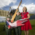ROCKWELL COLLINS BRINGS DRAMA TO COUNTY DOWN SKIES