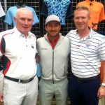 IRISH GOLF LINKS ON COURSE FOR A USA SUCCESS