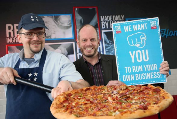 Four Star Pizza Chain On Hunt For Ni Entrepreneurs To Run