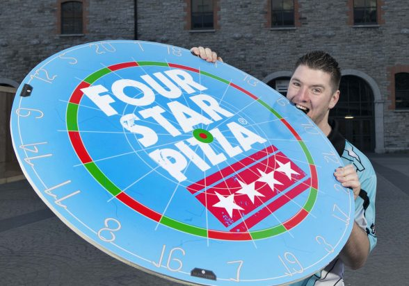Superchin Seeking A Slice Of Success With Four Star Pizza