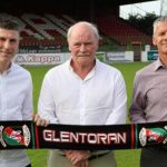 RONNIE MCFALL TO STAY AT OVAL AS GLENS MANAGER